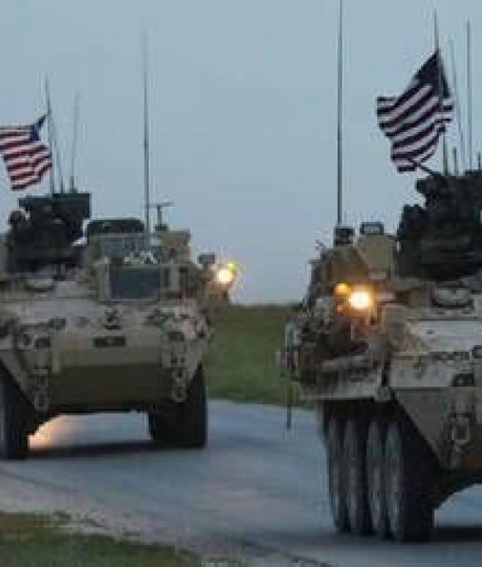 سانا: القوات الأمريكية دمرت الرادار التابع لها في قاعدة جبل عبد العزيز بريف الحسكة الغربي