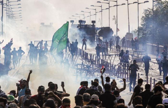 متابعات: حجب جزئي للإنترنت ومواقع التواصل في بغداد