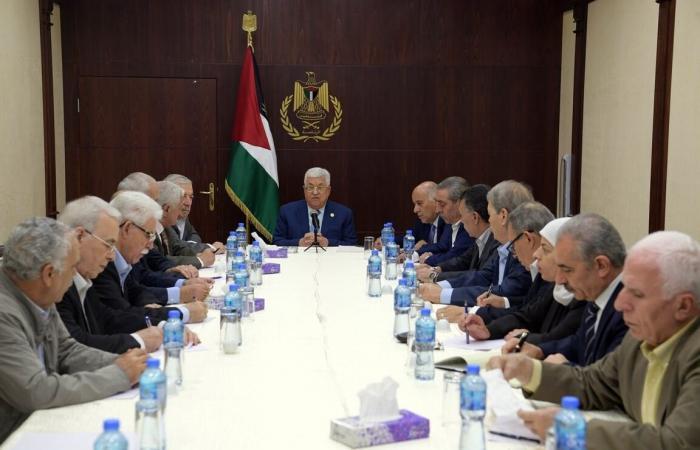 الرئيس عباس يطلب دعما رياضيا من الملك سلمان