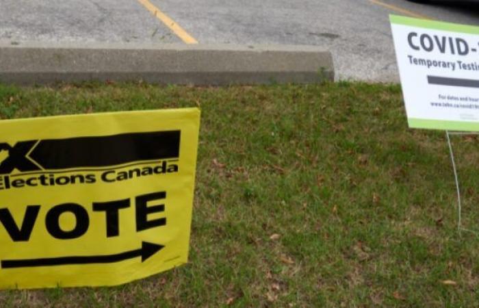 5.8 مليون كندي أدلوا بأصواتهم خلال الاقتراع المسبق